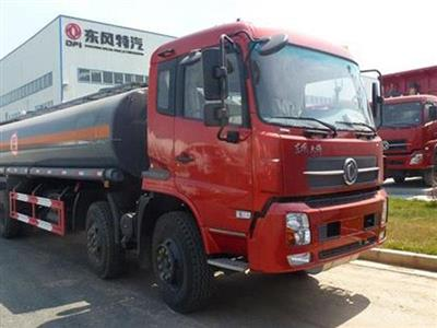 Xe chở axit H2S04 16 khối Dongfeng
